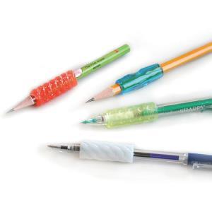 【允拓】超軟舒握-軟性橡膠握筆套/握筆器