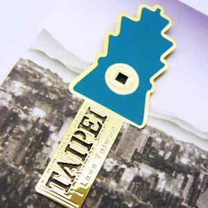 《TaiFun台瘋創意》共同回憶卡片書籤-台北