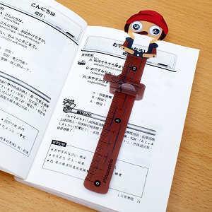 【歐士 OSHI】指標書籤之童話故事-小木偶(口袋書用)