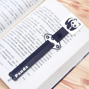 【歐士 OSHI】指標書籤筆-貓熊