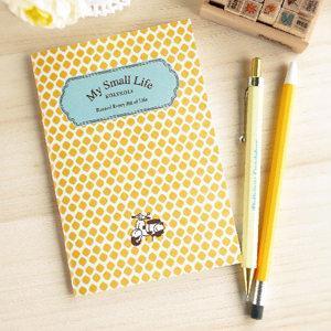 【kolykoly】微小生活手帳-偉士牌 Mini Diary