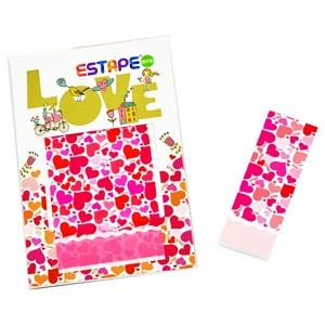 【ESTAPE】隨手貼OPP好心情-心花朵朵