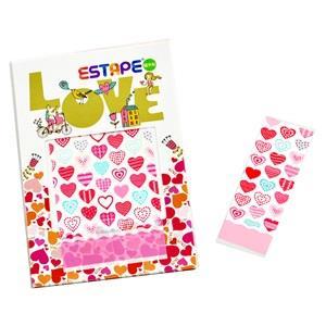 【ESTAPE】隨手貼OPP好心情-心心相印
