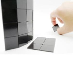 3+ Magnetic Square 磁鐵方塊-72pcs系列(1mm厚)