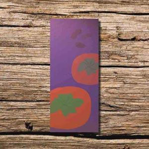 【大粥文化】不言四季系列 創意設計便條紙本 秋聽月