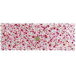 【LABCLIP】Frill 系列 筆袋(扣式) / 粉紅