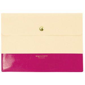 【LABCLIP】Prendre 系列 A5資料袋 / 粉紅