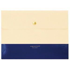【LABCLIP】Prendre 系列 A5資料袋 / 海軍藍