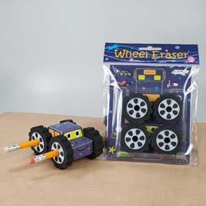 【允拓】輪胎造型橡皮擦-汽車款