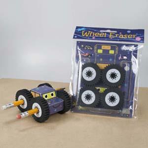 【允拓】輪胎造型橡皮擦-卡車款