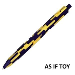 VARACIL 3D模型自動筆 藍 / 黃