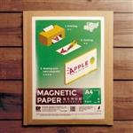 【3+ Magi Mags】磁化列印紙