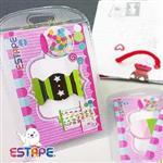 ESTAPE 造型隨手貼OPP 點心卡 糖果