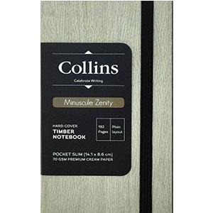 英國Collins手札-雨果迷你系列 (土黃-A6)