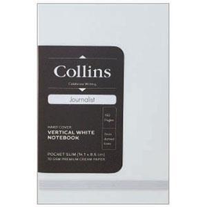 英國Collins手札-羅伯特系列 (白-A6)
