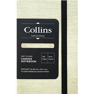 英國Collins手札-莎士比亞迷你系列 (淡黃-A6)