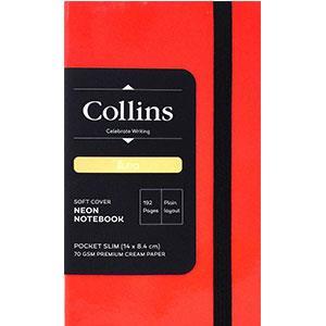 英國Collins手札-畢卡索系列 (橘-A6)