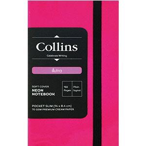 英國Collins手札-畢卡索系列 (紅-A6)