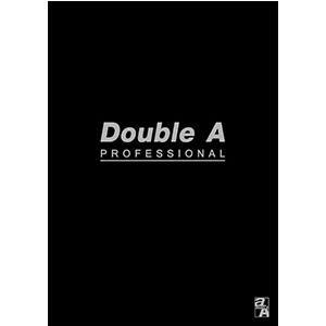 Double A A5膠裝筆記本-辦公室系列(黑) DANB12163