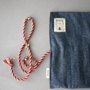 多用途(牛仔藍)48色彩色鉛筆卷筆袋
