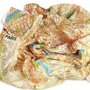 賽先生科學工廠-撕不破耐皺防水地圖-倫敦
