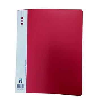 Double A 右上強力夾-紅色 DAFF15007