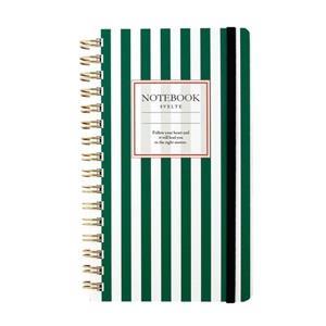 【LABCLIP】Svelte系列 筆記本 / 綠色