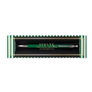 【LABCLIP】Svelte 系列 原子筆禮盒 / 綠色