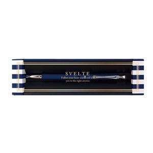 【LABCLIP】Svelte 系列 原子筆禮盒 / 海軍藍