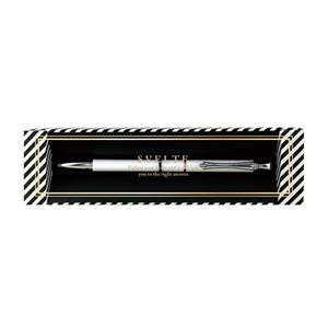 【LABCLIP】Svelte 系列 原子筆禮盒 / 白色