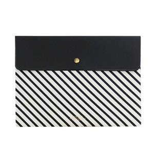 【LABCLIP】Svelte 系列 A5資料袋 / 黑色