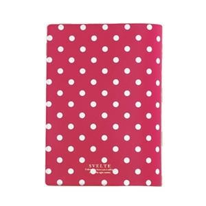 【LABCLIP】Svelte 系列 書套 / 粉紅色
