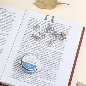 森林公主‧鐵罐書籤(盒/12入)
