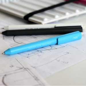 手感舒適 PREMEC NEX LEAD 瑞士自動鉛筆組 0.5mm(水藍組)