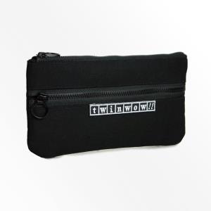 twinwow - 俐落時尚 - 細緻質感收納包 - 時尚黑