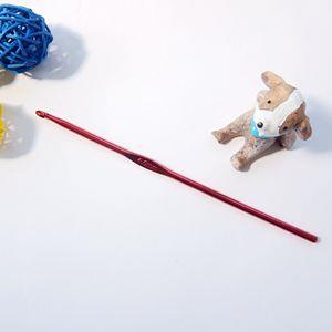 亮彩鋁製鉤針(4.0mm/7號)