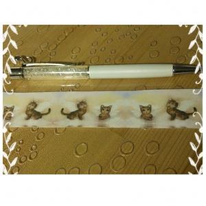 【絕版出清】大衛畫貓設計師天使貓紙膠帶30MM10米