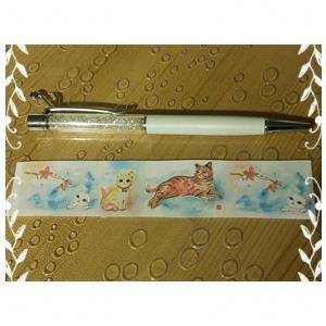 【絕版出清】大衛畫貓設計師紙膠帶旅行的意義30MM10米