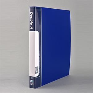 Double A 20頁資料簿(藍)DAFF15014
