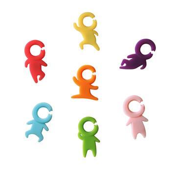 kalo卡樂創意 小小人造型磁鐵(一組七入)
