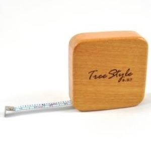 【Tree Style 沐設計】楓木拉尺