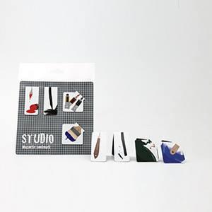 磁鐵書籤 - 文具系列 【設計癮】