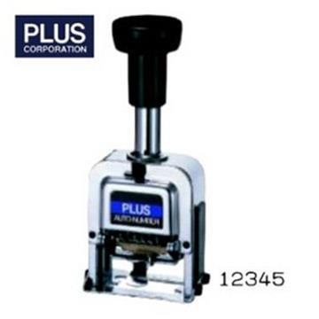 PLUS 30-885 自動號碼機 (5位5樣式) FG型