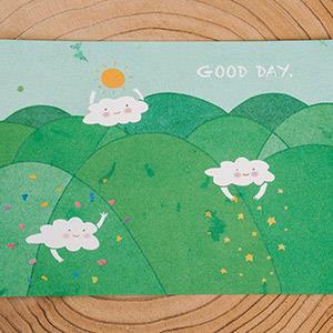 《KerKerland》GOOD DAY/明信片