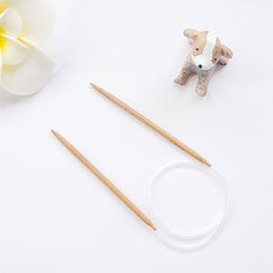 竹製輪針(4.0mm/6號/45CM)