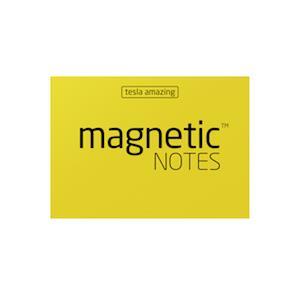 MAGNETIC 磁力便利貼(黃/ S)