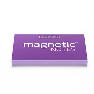 MAGNETIC 磁力便利貼 (紫/ S)