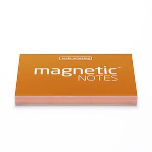 MAGNETIC 磁力便利貼 (橘/ S)