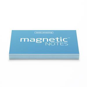 MAGNETIC 磁力便利貼 (藍/ S)