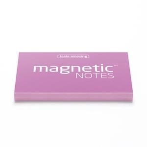MAGNETIC 磁力便利貼 (粉紅/ S)